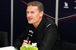 David Coulthard, Red Bull Racing and Scuderia Toro Advisor / BBC Television Commentator