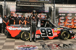 NASCAR-TRUCK: Pole Winner Johnny Sauter