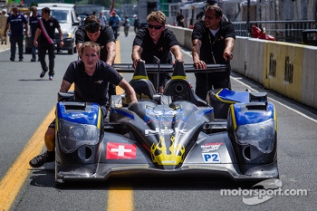 #34 Race Performance Oreca 03-Judd