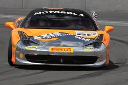#26 Ferrari 458: Carlos Gomez