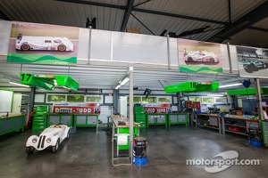 Pescarolo Team workshop