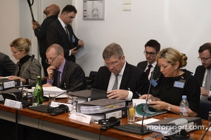 Ross Brawn, Mercedes AMG F1 Team Principal on FIA Tribunal