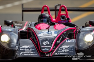 #24 OAK Racing Morgan LMP2 Nissan: Olivier Pla, David Heinemeier Hansson, Alex Brundle