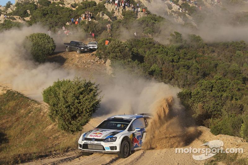 Себастьян Ож'є та Жюльєн Інграссія, Volkswagen Polo WRC, Volkswagen Motorsport