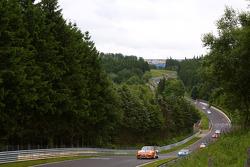 Michael Christensen, Frank Kräling, Marc Gindorf, Manthey Racing, Porsche 911 GT3 Cup