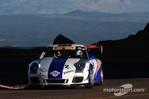 #2 Porsche GT3 Cup: David Donner