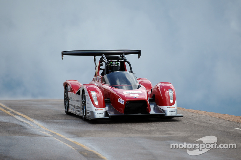 #34 Mitsubishi MiEV Evolution II: Greg Tracy