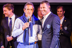 Jacky Ickx and Tom Kristensen