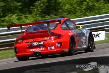 #45 Flying Lizard Motorsports Porsche 911 GT3 RSR: Nelson Canache, Spencer Pumpelly