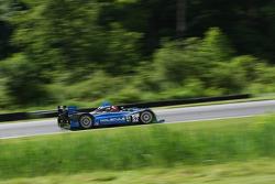 #52 PR1 Mathiasen Motorsports Oreca FLM09: Mike Guasch, David Cheng