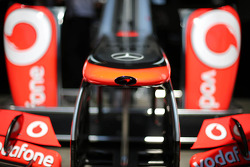 McLaren MP4-28 nosecone