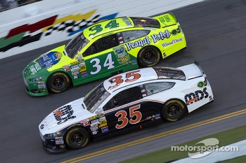 Josh Wise and David Ragan