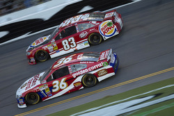 J.J. Yeley and David Reutimann