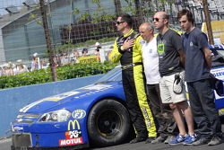 Sunday ELITE Race grid – Max Papis