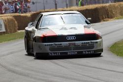 Hans-Joachim Stuck, Audi 200 Quattro Trans-Am