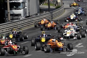 Norisring race start