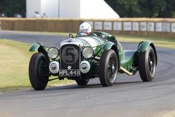 Quira Louwman, Lagonda V12 Le Mans