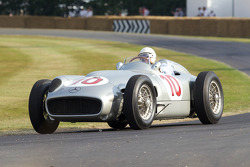 Stirling Moss, Mercedes-Benz W196