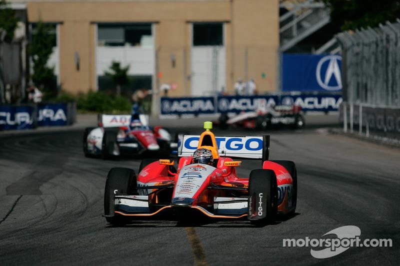 EJ Viso, Team Venezuela/Andretti Autosport/HVM