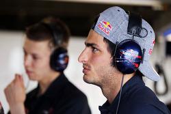 Carlos Sainz Jr., Scuderia Toro Rosso Test Driver