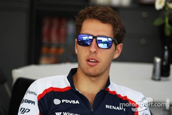 Daniel Juncadella, Williams Test Driver
