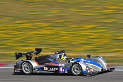 #47 Team Endurance Challenge ORECA FLM-09: Nico Verdonck, Alex Loan