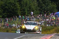 Jochen Krumbach, Georg Weiss, Michael Jacobs, Oliver Kainz, Wochenspiegel Team Manthey, Porsche 911 GT3 RSR