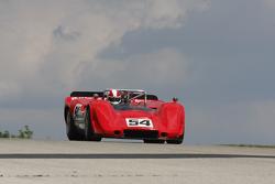 #54 1968 McLaren M6B: Jim Pace