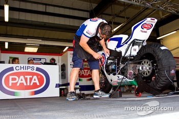 Pata Honda World Superbike