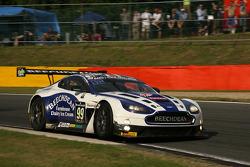 #99 Beechdean AMR Aston Martin Vantage GT3: Andrew Howard, Jonathan Adam, Daniel McKenzie, Stefan Mücke