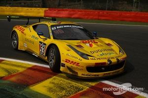 #53 Sport Garage Ferrari 458 Italia: Gilles Duqueine