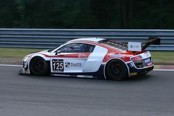 #125 United Autosport Audi R8 LMS Ultra: Mark Patterson, Will Bratt, Alain Li, Glynn Geddie