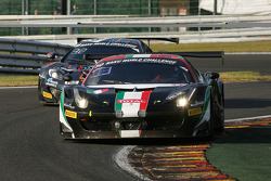 #50  AF Corse Ferrari 458 Italia: Niek Hommerson, Louis Machiels, Andrea Bertolini, Marco Cicio