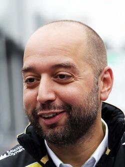 F1: Gerard Lopez, Genii Capital