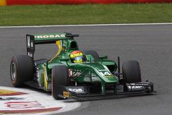 Sergio Canamasas, Caterham Racing