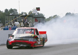 NASCAR-TRUCK: Ty Dillon limps to the finish