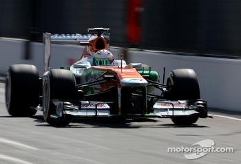 Paul di Resta, Force India Formula One Team  07