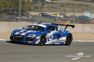 #46 Fall-Line Motorsports Audi R8 Grand-Am: Al Carter, Bryan Sellers
