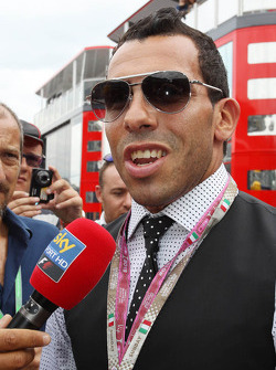 Carlos Tevez, Juventus FC football player