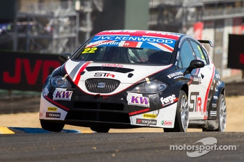 Tom Boardman, SEAT Leon WTCC,Special Tuning Racing