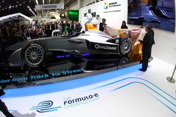 Formula E official  presentation