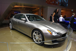Maserati Quattroporte Zegna Concept