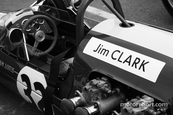 Jim Clark tribute