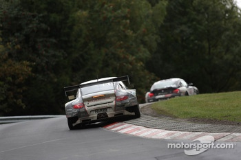 Georg Weiss, Michael Jacobs, Oliver Kainz, Wochenspiegel Team Manthey, Porsche 911 GT3 RSR