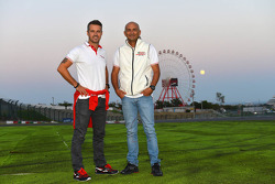 Tiago Monteiro, Honda Civic Super 2000 TC, Honda Racing Team Jas and Gabriele Tarquini, Honda Civic, Honda Racing Team J.A.S.