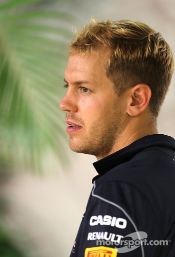 Sebastian Vettel, Red Bull Racing  20