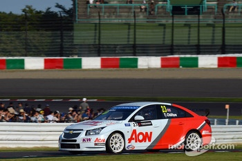 Tom Chilton, Chevrolet Cruze 1.6 T, RML