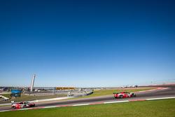 #51 AF Corse Ferrari 458 Italia: Gianmaria Bruni, Giancarlo Fisichella, #71 AF Corse Ferrari 458 Italia: Kamui Kobayashi, Toni Vilander