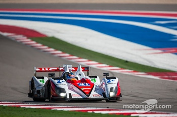#41 Greaves Motorsport Zytek Z11SN - Nissan: Christian Zugel, Chris Dyson