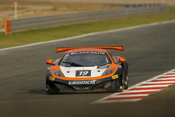 #19 Von Ryan Racing McLaren MP4-12C: Gregoire Demoustier, Duncan Tappy